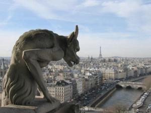 Gargoyle Notre Dame
