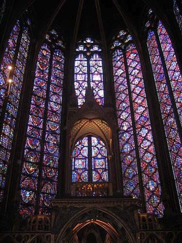 Sainte Chapelle Paris