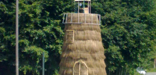 Straw Sculpture competition in the Seven Valleys