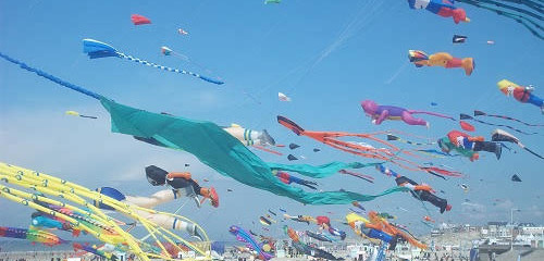 My French Life: The World Kite Flying Championships in France