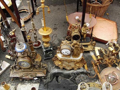 Montreuil-sur-Mer Antiques Fair