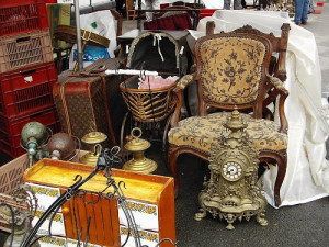 Plenty of antiques at the Braderie de Lille