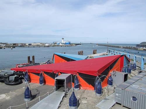 The Mobile Pompidou Centre Untapped Cities Paris The Good Life France