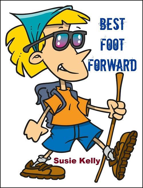 Susie Kelly's book Best Foot Forward