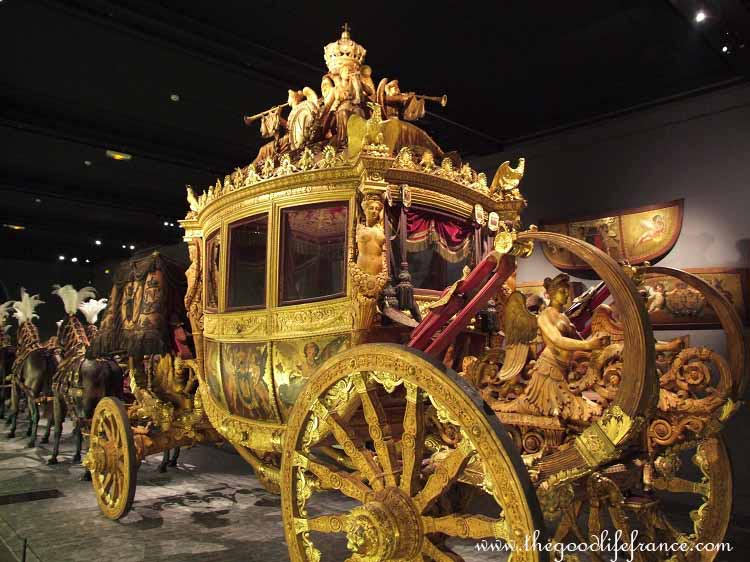 Carriage of the Coronation of Charles X