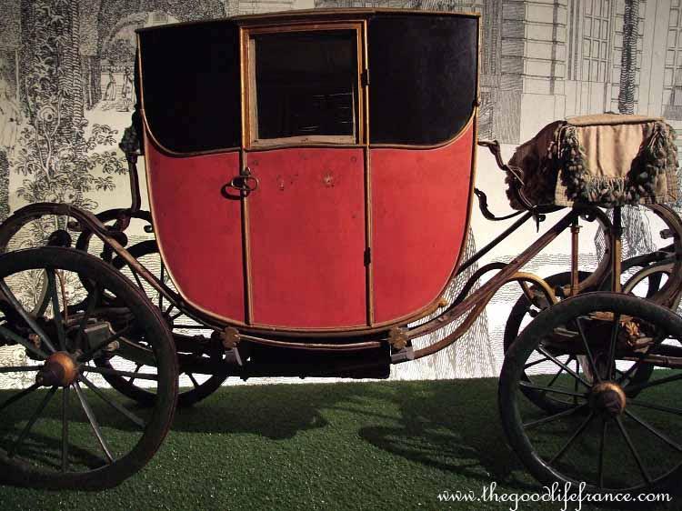 Carriages of Versailles Roulez Carrosses