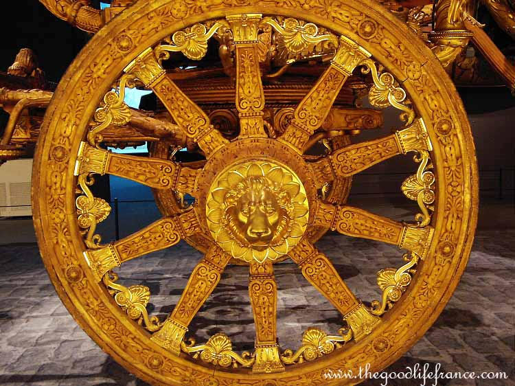 Carriages of Versailles, Roulez Carosses