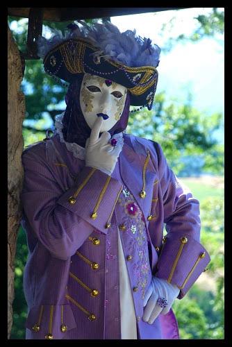 Venetian Carnival France