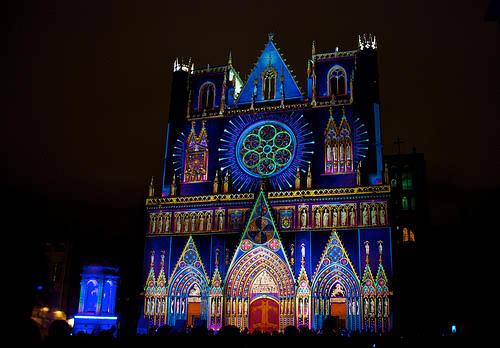 Festival of Lights Lyon