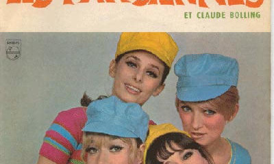My French Music: Les Parisiennes