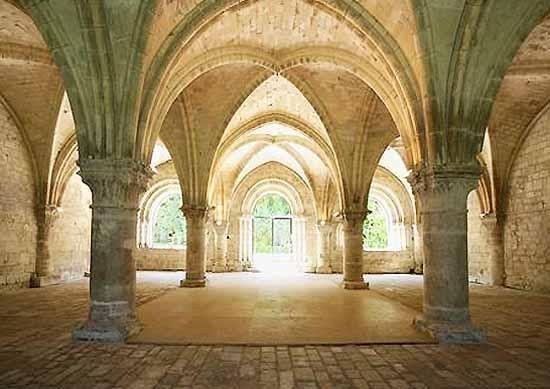 Abbey de Vaucelles