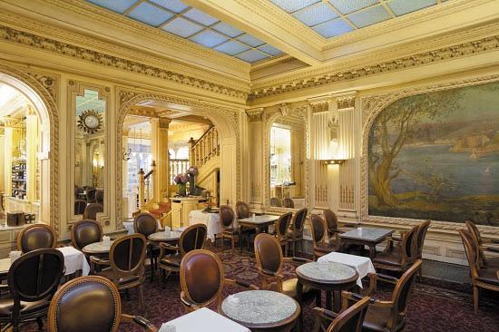 Angelina Tea Room Paris The Good Life France