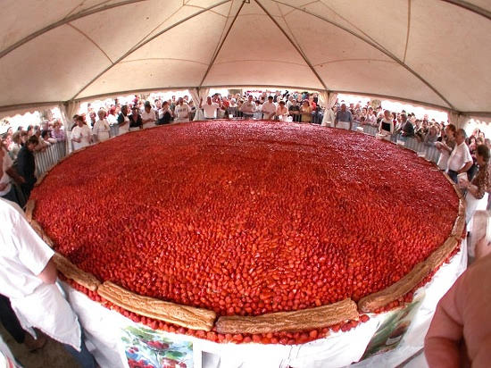 Strawberry festival france in beaulieu sur dordogne - Office de tourisme beaulieu sur dordogne ...