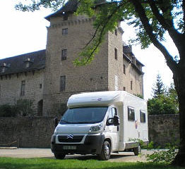 Why hire a motorhome in France?