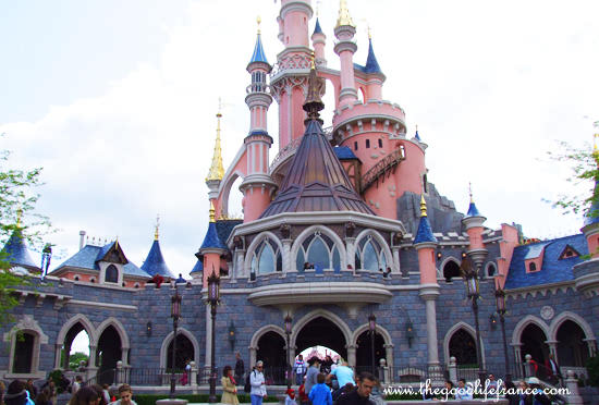 Disneyland paris review the good life france for Amusement parks in paris