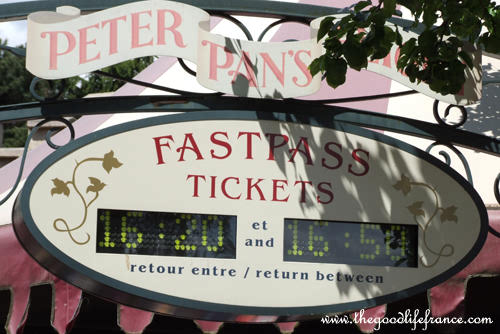 Guests staying on site at a Disneyland Paris hotel can get the unlimited Ultimate Fastpass for the price of the one-time access version. Disneyland Paris annual passholders also can get a discount.