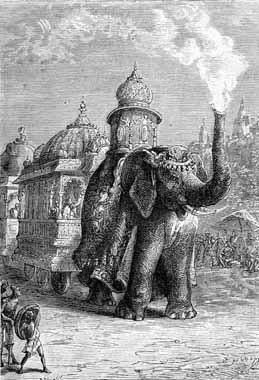 Jules Verne illustration