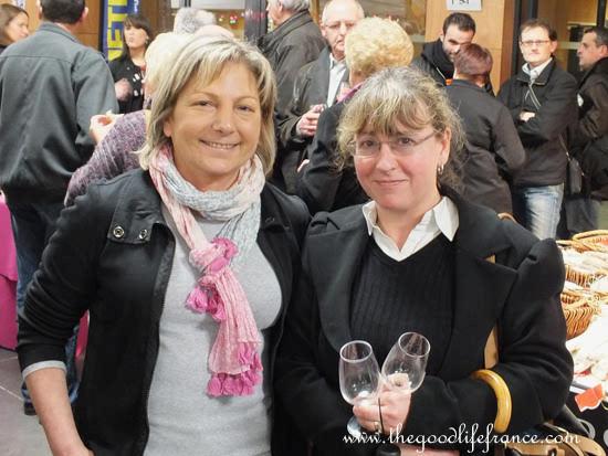 Maire of Calais Natacha Bouchart