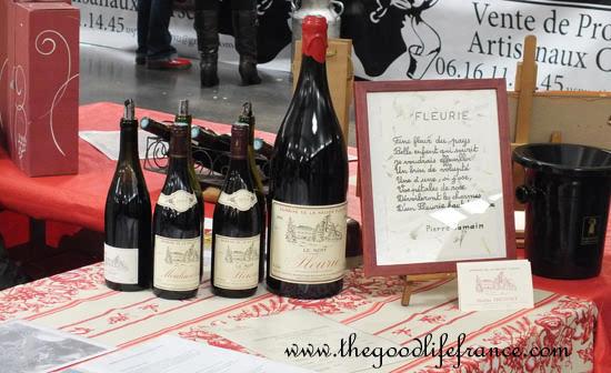 Calais Salon des Vignerons