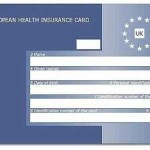 EHIC – The European Health Insurance Card