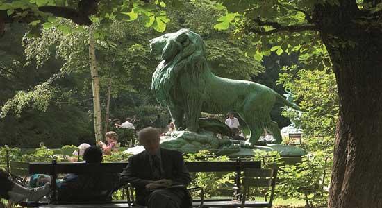 Paris Jardin de Luxembourg