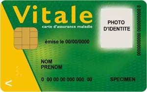 Carte Vitale France