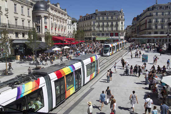 Angers France  city photos : Angers France | Tramways and tapestries : The Good Life France
