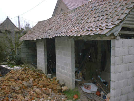renovating in france