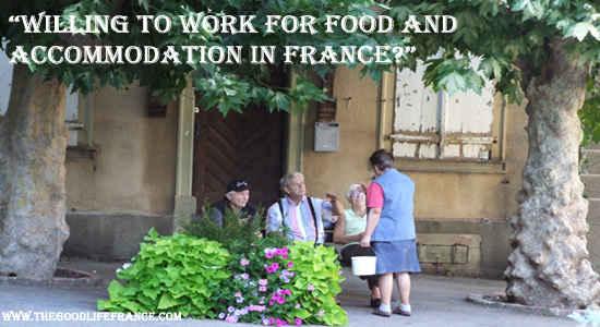 volunteer in france