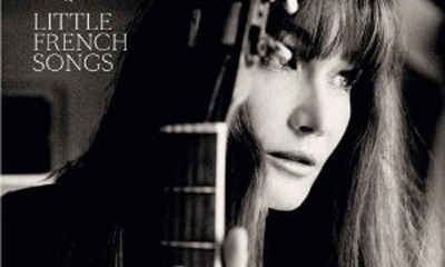 Carla Bruni, former First Lady of France, singer and musician