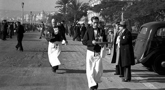 paris waiters race