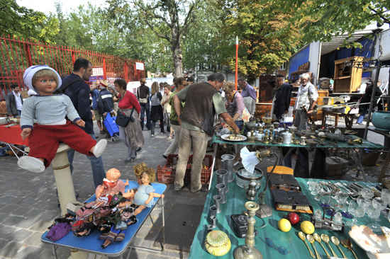 Braderie de Lille Flea Market | The Biggest and the Best in Europe ...