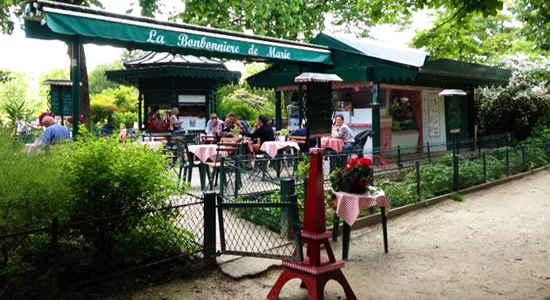 budget restaurants paris