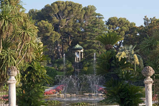 Villa and Jardins Ephrussi de Rothschild, Provence : The Good Life ...