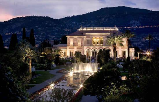 Villa and jardins ephrussi de rothschild provence the - Jardins ephrussi de rothschild ...