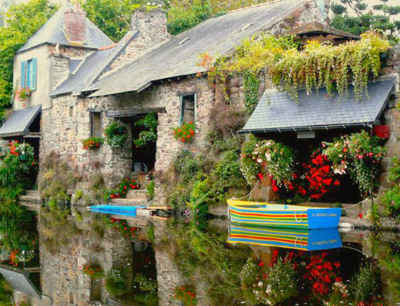 Rolling Hills And Picturesque Villages Of Brittany France The Good Life France