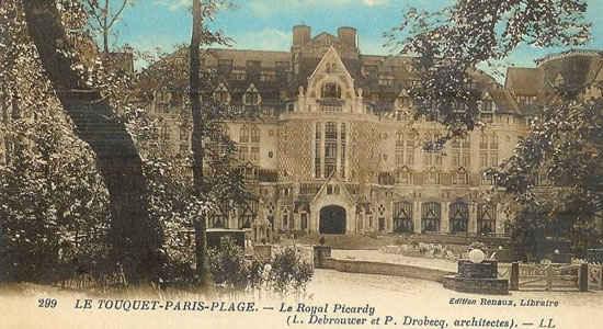 Hotel Picardy Paris