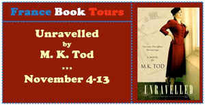 Unravelled tour banner