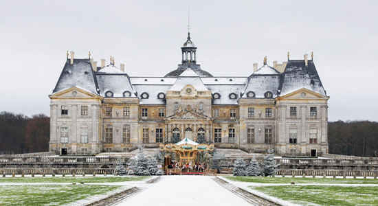 Visit a French Chateau at Christmas : The Good Life France