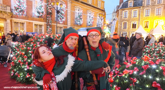 Christmas traditions in France : The Good Life France