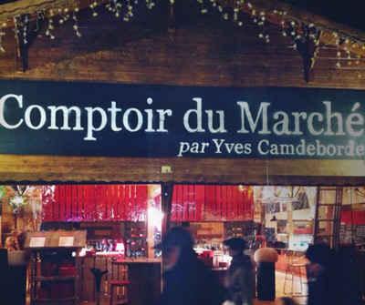Restaurant Le Comptoir Chill Paris