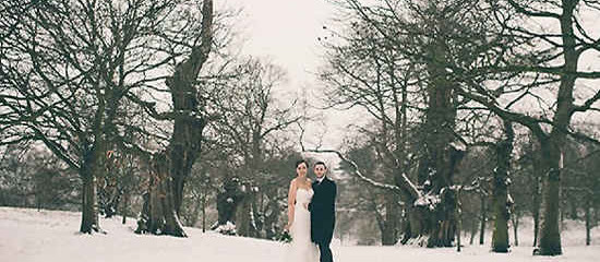 French Style Winter Wedding Ideas