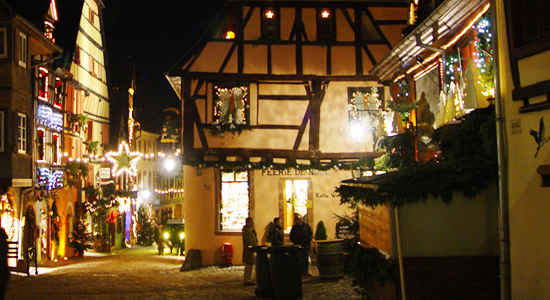 christmas market riquewihr