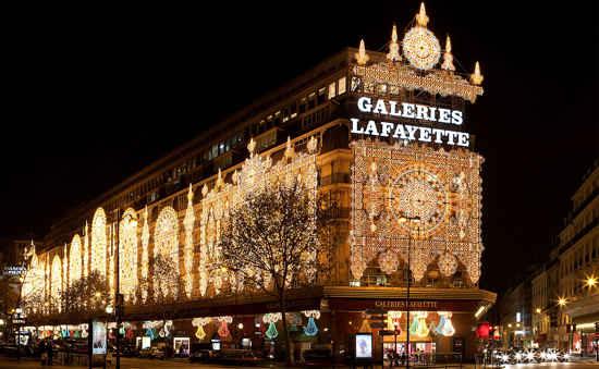 Распродажи во Франции