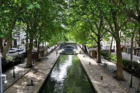 saint martin canal paris