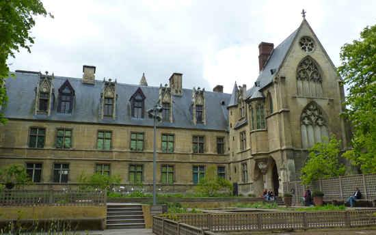 cluny museum paris