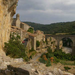 Minerve, Chateaux and Gorges on a walking tour in France