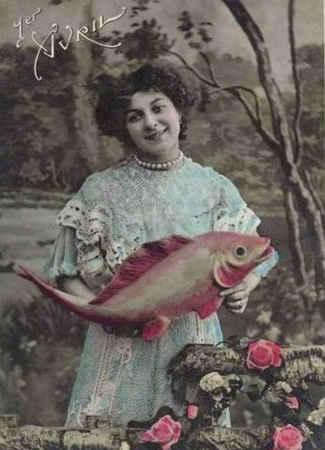april fish france
