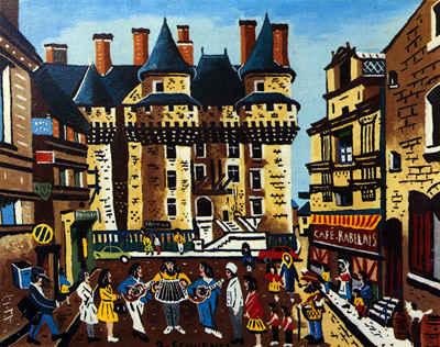 secret Chateau_de_langeais By Jean Schubnel [Public domain], via Wikimedia Commons