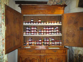 French jam cupboard